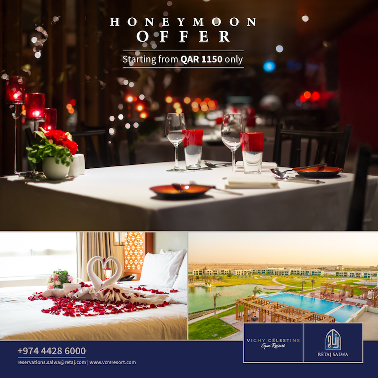 Honeymoon-offer